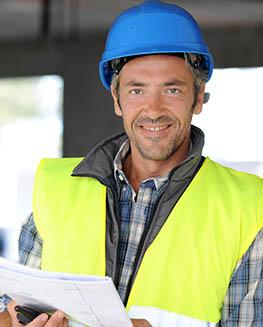 civil construction site manager